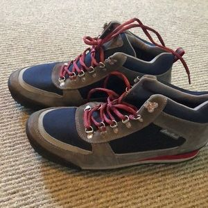 Eddie Bauer boots. Like new. Men's size 12.